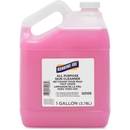 Genuine Joe Liquid Hand Soap with Skin Conditioner, 1 gal (3.8 L) - Pink - 1 Each