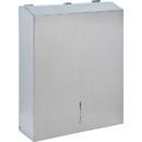 Genuine Joe Hand Towel Dispenser, C Fold, Multifold - 15.5