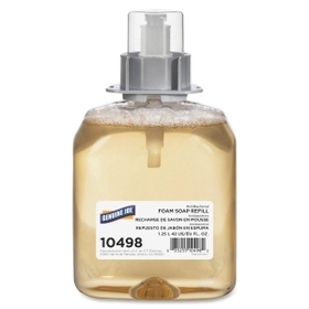 Genuine Joe Foam Soap Refill, Orange Blossom Scent - 42.3 fl oz (1250 mL) - Orange - 1 Each, Price/EA