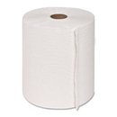 Genuine Joe Hard Wound Roll Towel, 6 / Carton - 7.88
