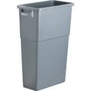 Genuine Joe Space-saving Waste Container, 23 gal Capacity - 30