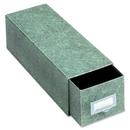 Globe-Weis Index Card Storage Case, Internal Dimensions: 5