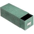 Globe-Weis Index Card Storage Case, Internal Dimensions: 6