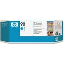 HP 90 Cyan Printhead and Printhead Cleaner, Cyan - Inkjet - 1 Each
