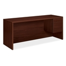 HON 10500 Series Right Pedestal Credenza, 72