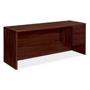 HON 10700 Series Single Right Pedestal Credenza, 72