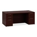 HON Valido 11500 Series Double Pedestal Desk, 72