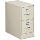 HON 310 Series Vertical File With Lock, 15