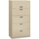 HON 600 Series Standard File Cabinet, HON685LL