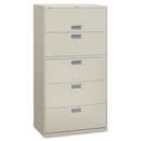 HON 600 Series Standard File Cabinet, HON685LQ