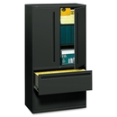 HON 700 Series Lateral File With Storage Case, 36