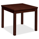 HON Laminate End Table, Rectangle - 24
