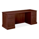 HON 94000 Series Knee Space Credenza, Rectangle - 72