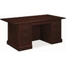 HON 94000 Series Pedestal Desk, Rectangle - 36