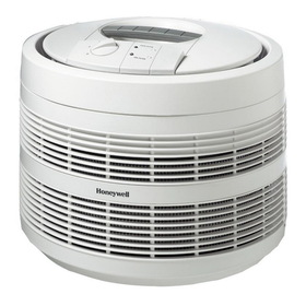 Honeywell Enviracaire Air Purifier, 15 x 15ft - 225Sq. ft. - White, Price/EA