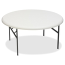 Iceberg IndestrucTable TOO 1200 Series Round Folding Table, Round - 60