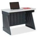 Iceberg SnapEase Computer Desk, Rectangle - 24.50