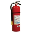 Kidde PRO 10 Fire Extinguisher, 10 lb Capacity - Rechargeable, Impact Resistant - Red