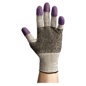 Kleenguard KIM97431 Jackson Safety Work Gloves, Medium Size - Ambidextrous, Cut Resistant - Nitrile - 2 / Pair - Purple, Price/PR