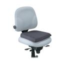 Kensington Memory Foam Seat / Backrests, Washable - 13.5