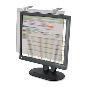 """Kantek Secure-View LCD19SV Privacy Screen Filter Clear, 20""""LCD Monitor, Price/EA"""