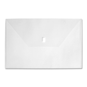 "Lion Project Folder, 11"" x 17"" - 1 Each - Clear, Price/EA"