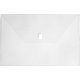 "Lion LIO60205CR Lion Project Folder, 11"" x 17"" Sheet Size - Poly - Clear - 1 Each, Price/EA"
