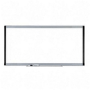 Lorell Signature Magnetic Dry Erase Board, 96