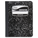 Mead Square Deal Composition Book, 100 Sheet - Wide Ruled - 7.50