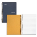 "Mead Personal Wirebound Notebook, 100 Sheet - 5"" x 7"" - 1 Each - Assorted Paper"