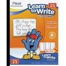 Mead Acadamie Raised Ruling Writing Tablet, 40 Page - Ruled - 8