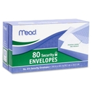 Mead Security Envelope, Security - #6 3/4 (6.50