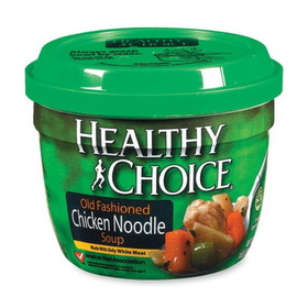 ConAgra Foods Healthy Choice Soup, 14oz - 12 / Carton, Price/CT