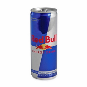 Red Bull Energy Drink, Original - 8.3 fl oz - Ready-server - 24 / Carton - Assorted, Price/CT