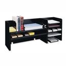 MMF Raised Shelf Design Desk Organizer, 18.4