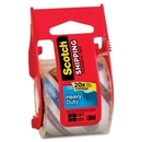 Scotch Super Strong Packaging Tape With Dispenser, 2