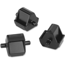 3M Replacement Core Tape Dispenser, For Desktop Tape Dispenser - Plastic - Black