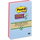 Post-it Super Sticky Notes in Farmers Market Colors, 4