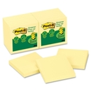 Post-it Greener Pop-up Notes, Self-adhesive, Repositionable, Non-smearing - 3