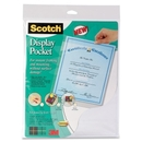 Scotch Display Pocket, 9