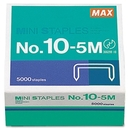 MAX HD-10DF Mini Staple, 100 Per Strip - 0.19