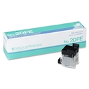 MAX Flat Clinch Electronic Stapler Cartridge, 2000 Per Cartridge - 0.25