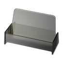 OIC Broad Base Business Card Holder, 1.9