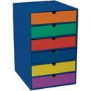Pacon Six Shelf Organizer, 17.8