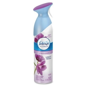 Febreze Air Freshener, 9.70 oz - Spring & Renewal, Price/EA