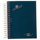 Roaring Spring Roaring Spring Genesis Spiralbound Fat Notebook, 200 Sheet - College Ruled - 5.50