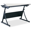 Safco PlanMaster Adjustable Drafting Table Base, 37.5