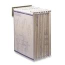 Safco Pivot Wall Rack, 9.5