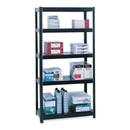 Safco Boltless Steel Shelving, 48