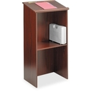 Safco Stand Up Lectern, Rectangle - 15.75
